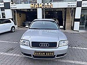 HAKAN DAN   AUDİ A6 2004 OTOMATİK LPG Lİ BAKIMLI UYGUN   Audi A6 A6 Sedan