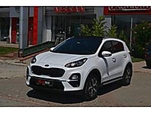 ASAL OTOMOTİVDEN 2019 SPORTAGE 1.6 CRDI ELAGANCE DCT 4X4 BOYASIZ Kia Sportage 1.6 CRDI Elegance