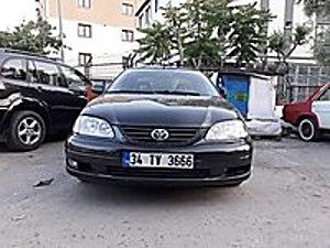 GALERİ TİTANİC  TEN 2001 TOYOTA AVENSİS 2.0 Toyota Avensis 2.0 Sol