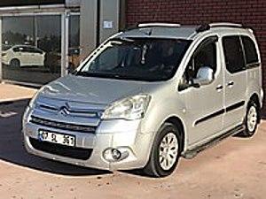 KAZIMOĞULLARI OTOMOTİV 2010 model 1 parça boyalı Citroën Berlingo 1.6 Multispace
