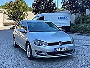 BORZ MOTOR DAN 2014 GOLF COMFORTLİNE DİZEL YOKUŞ KALKIŞ DESTEĞİ Volkswagen Golf 1.6 TDI BlueMotion Comfortline