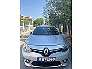 2014 MODEL FLUENCE İCON OTOMATİK HATASIZ Renault Fluence 1.5 dCi Icon