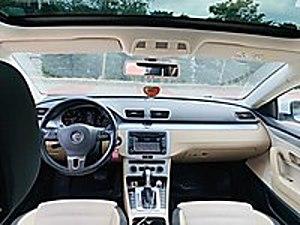 2014 PASSAT CC 2.0 DİZEL OTOMATİK SANRUFLU HATASIZ BOYASIZ 90KM Volkswagen VW CC 2.0 TDI 2.0 TDI