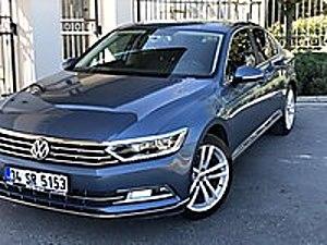 2017 MODEL OTOMATİK DİZEL PASSAT Volkswagen Passat 1.6 TDI BlueMotion Comfortline