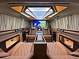 2019 MODEL SIFIR KM MERCEDES VİTO TOURER OTOMATİK VİTES V.I.P Mercedes - Benz Vito Tourer 114 BlueTec Base