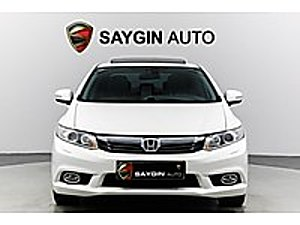 SAYGIN DAN 2013 127.000KM DE OTOMATİK CİVİC Honda Civic 1.6i VTEC Eco Elegance