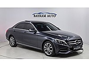-BAYRAM AUTO-2015 MERCEDES C180 FASCINATION 1 6 156HP 92KM  Mercedes - Benz C Serisi C 180 Fascination