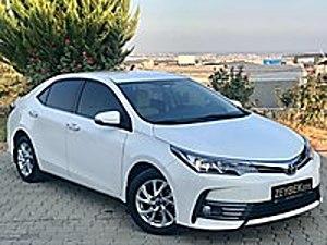 TOYATO COROLLA BOYASIZ 2017 ÇIKIŞ TEKEL 33000 KM SERVİS BAKIML Toyota Corolla 1.4 D-4D Advance