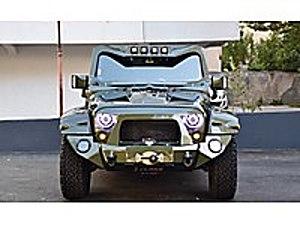 SCLASS 2009 WRANGLER RUBICON 2.8 CRD FUAR ARACI Jeep Wrangler 2.8 CRD