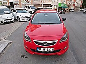 ÖZMENLER DEN 2012 OPEL ASTRA 1.4 T LPG COSMO MANUEL FULL PAKET Opel Astra 1.4 T Cosmo