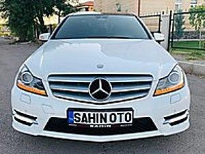 ŞAHİN OTOMOTİV DEN HATASIZ 2013 TRAFİĞE ÇIKIŞLI C 180 AMG 7G Mercedes - Benz C Serisi C 180 AMG 7G-Tronic