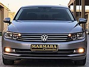 MARMARA OTOMOTİVDEN 2018 MODEL HATASIZ BOYASIZ PASSAT DSG Volkswagen Passat 1.6 TDI BlueMotion Comfortline