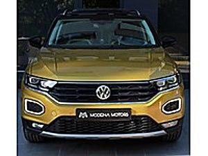 MODENA MOTORS TAN HATASIZ BOYASIZ VW T-ROC HİGHLİNE 3.900 KM Volkswagen T-Roc 1.5 TSI Highline