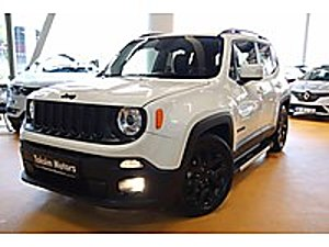 TAKSİM MOTORS-2017 RENEGADE 1.6 MULTİJET SPORT PAKET 22.000KM DE Jeep Renegade 1.6 Multijet Night Eagle