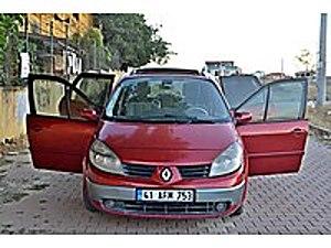 ŞİMŞEK TEN 2006 RENO SCANİC 1.5DCİ CAMTAWAN FUL FL ARAÇÇOK TEMİZ Renault Scenic 1.5 dCi Privilege