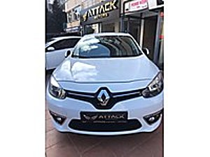 ATTACK MOTORS DAN 2014 FLUENCE İCON EDC 180.000 KM Renault Fluence 1.5 dCi Icon