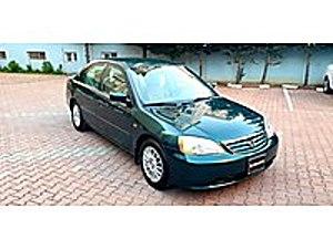 Civic 1.6 VTEC ES ORJİNAL HİÇ LPG TAKILMAMIŞ 167BİNDE ÇİZİK YOK Honda Civic 1.6 VTEC ES