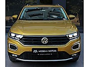 MODENA MOTORS TAN 2020 HATASIZ BOYASIZ VW T-ROC 6.000 KM DE Volkswagen T-Roc 1.5 TSI Highline