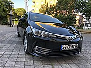2017 MODEL BOYASIZ TOYOTA COROLLA 1.4 OTOMATİK DİZEL 56.000 KM Toyota Corolla 1.4 D-4D Advance