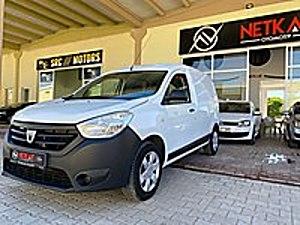 NETKAR-2014 DACIA DOKKER 1.5DCI AMBIANCE PANELVAN ABS KLİMA Dacia Dokker 1.5 dCi Ambiance