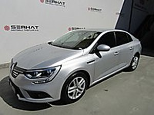 44 000tl Peşinatla 2017 BOYASIZ 22 000-km MEGANE 1.6 JOY MANUEL  Renault Megane 1.6 Joy