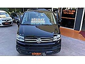 GÖKBAY Auto dan 2016conf.78bin de 150bg 8 1 otomobil HATASIZ   Volkswagen Caravelle 2.0 TDI BMT Comfortline