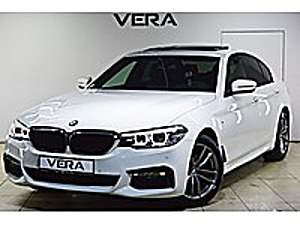 VERA DAN 2018 BMW 5.20İ EXECUTİVE M SPORT VAKUM ELK.BAGAJ HYALET BMW 5 Serisi 520i Executive M Sport