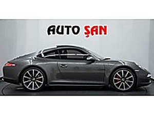 DOĞUŞ 2014 PORSHE CARRERA 911 4S SOĞUTMA BOSE CHRONO BOYASIZ Porsche 911 Carrera 4S
