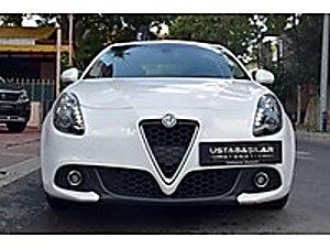 2018 ALFA ROMEO GİULİETTA 1.6 JTD PROGRESSİON 32.663 KM HATASIZ Alfa Romeo Giulietta 1.6 JTD Progression