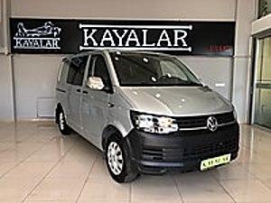 2019 TRANSPORTER114 BG CİTYVAN 17000 KMDE KISA  1.09 VDF KREDİSİ Volkswagen Transporter 2.0 TDI City Van