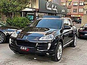 CAR S C.TAVAN XENON DERİ AİRMATİC BOSE EKRAN CAYANNE 3.6 Porsche Cayenne 3.6