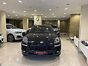 BAYİ PORSCHE MACAN PANORAMİK-SAĞ SOL FAFIZA PAKETİ HATASIZ Porsche Macan 2.0