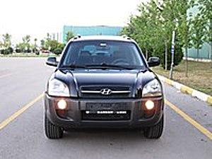 2006 HYUNDAI TUCSON 2.0 CRDI 4X4 OTOMATİK VİTES Hyundai Tucson 2.0 CRDi