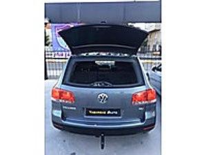 DÜŞÜK KM FULL OTOMATİK EİR VAKUM BAGAJ TOUREG Volkswagen Touareg 2.5 TDI