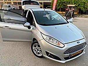 BOYASIZ YENİ KASA FİESTA TİTANİUM Ford Fiesta 1.5 TDCi Titanium