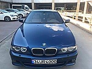 BMW 5.40İ 2001 MODEL EMSALSİZ TEMİZLİKTE ORJİNAL M PAKET.. BMW 5 Serisi 540i Standart