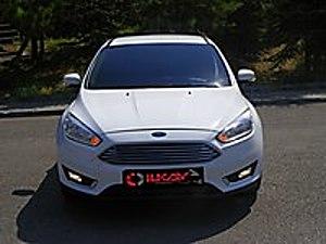 2015 MODEL FORD FOCUS 1.6 TDCİ 95 BG TREND X 114 000 KM DE Ford Focus 1.6 TDCi Trend X