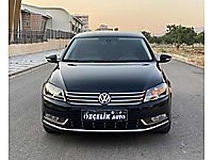 2012 VW PASSAT 1.6 TDI BMT COMFORTLİNE DSG OTOMATİK 120 BİN KMDE Volkswagen Passat 1.6 TDI BlueMotion Comfortline
