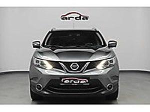 AUTO ARDA 2015 QASHQAİ 1.6 DCİ PLAT PREMİUM 5 BOLGE CAM TVN Nissan Qashqai 1.6 dCi Platinum Premium Pack