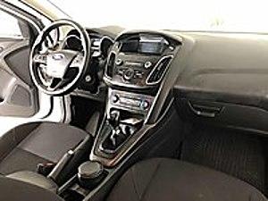 HATASIZ BOYASIZ FORD FOCUS 69 BİN KMDE Ford Focus 1.6 TDCi Trend X
