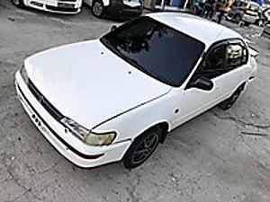 AKDOĞAN DAN 1996 MODEL TOYOTA COROLLA 1.3 XE KLİMALI Toyota Corolla
