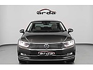 AUTO ARDA DAN 2016 PASSAT 1.6 TDI HIGHLINE DSG HAYALET CAM TVN Volkswagen Passat 1.6 TDI BlueMotion Highline