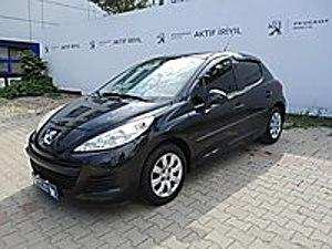 PEUGEOT AKTİF İRİYIL 207 TRENDY 1.4 16V 90HP -2010-41.000 KM Peugeot 207 1.4 Trendy