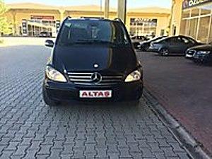 ALTAŞ OTO MALATYA 2008 VİANO TRENT Mercedes - Benz Viano 2.0 CDI Trend Kısa