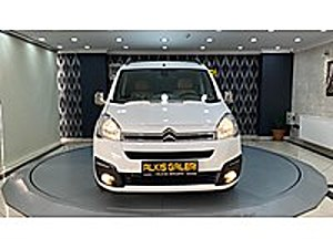 2016 BERLİNGO 1.6 HDİ  50 PEŞİN 36 AY VADE   KREDİ ÇIKARILIR Citroën Berlingo 1.6 HDi Selection