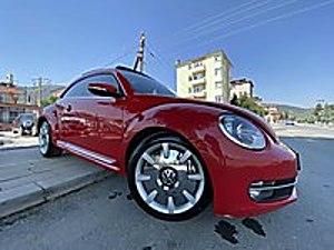 SÖZBİR TÜRKAYDAN HATASIZ BEETLE 1.6 TDİ 105 HP CAM TAVANLI Volkswagen Beetle 1.6 TDI Design