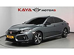 KAYA MOTORS  HONDA CIVIC  30 PEŞİN 12 18 24 36 48AY TAKSİT Honda Civic 1.6i VTEC Eco Elegance