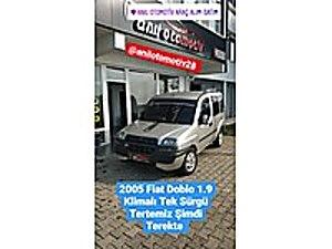 Anıl Otomotiv den Temiz Doblo Fiat Doblo Combi 1.9 D Active