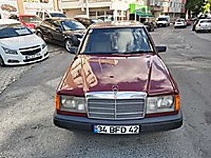 ÖZMENLER DEN 1986 MERCEDES 300D OTOMATİK 186.OOO KM Mercedes - Benz 300 300 D