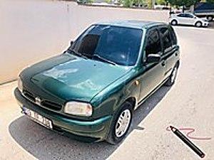 VİZYON DAN 1999 NİSSAN MİCRA 1.3 GX Nissan Micra 1.3 GX